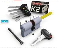 cilindri-securemme-k2-3200-qcs-mm-30-30-predisposto-per-il-pomolo-a-profilo-europeo-chiave-piatta-ot
