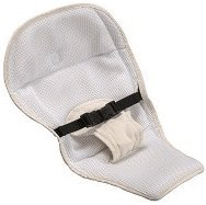 lillebaby EveryWear Infant Cradle and Harness (Cream) by lillebaby