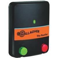 Gallagher G383404 M50 110-Volt Fencer Rustler, 20 Acre/3-Mile