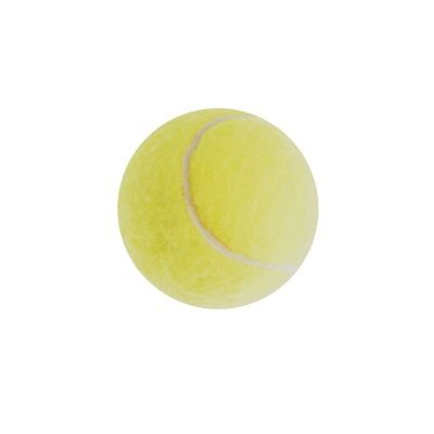 Tennis Ball Yellow Single