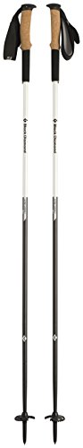 Black Diamond Alpine Carbon Z Z-Poles, Pearl Black, 120cm (Alpine Carbon Cork Trekking Poles compare prices)