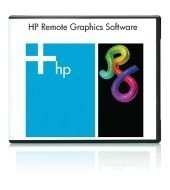 HP Remote Graphics Software for an HP system - ( v. 4 ) - licence - 1 seat - Linux, Win