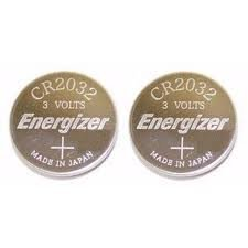 Replacement Batteries Energizer CR2032 for Cayeye, Sigma, Knog, Planet Bike & Mnay Others.
