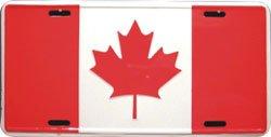 Canada License Plates
