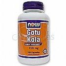 NOW Foods, GOTU KOLA 450mg 100 CAPS