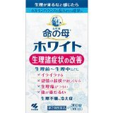 【第2類医薬品】命の母ホワイト 360錠 ×2 ランキングお取り寄せ