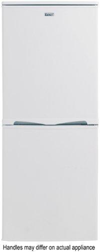 50cm Free Standing Fridge Freezer Black (T5039B_BK)