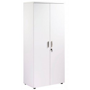 Simmob Office Cabinet 2 Doors White INEO