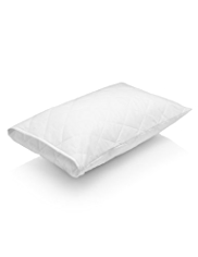 Soft Touch Supremely Washable Pillow Protector