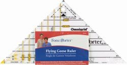 Dritz Fons & Porter Super Flying Geese Triangle 1