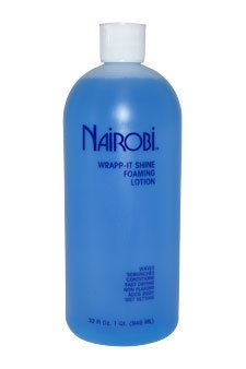 Nairobi Wrapp-It Shine Foaming Lotion(32 oz)