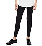 Cotton Rich Stretch Leggings