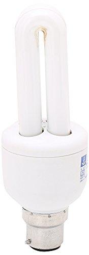 8W CFL Bulb (B22, Cool Daylight)