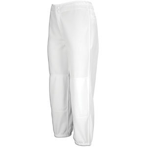 Mizuno Select Non-Belted Fastpitch Pant - Women's ( sz. L, White )