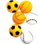 Sports Designs Ping Pong Balls - 1