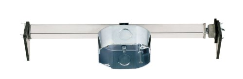 Westinghouse Lighting 0110000 Saf-T-Brace For Ceiling Fans, 3 Teeth, Twist And Lock back-545132