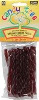 Candy Tree Organic Cherry Twists 8212 2.6 oz