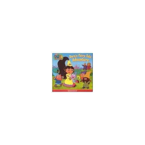 Dora The Explorer Doras Fairy Tale Adventure