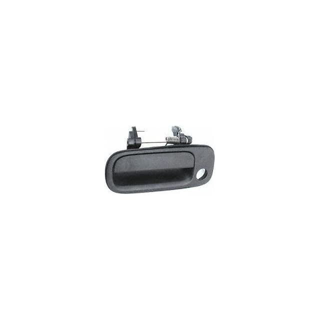 92 96 TOYOTA CAMRY FRONT DOOR HANDLE LH (DRIVER SIDE), Outer (1992 92 1993 93 1994 94 1995 95 1996 96) TY3221 6922033020