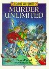Murder Unlimited (Usborne Whodunnits), Emma Fischel