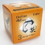Dayan 42mm Mini ZhanChi 3x3 Speed Cube Black 4.2cm - 1