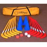 Eurohoc Junior Indoor Hockey Set
