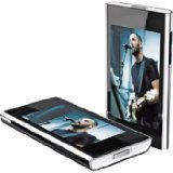 Coby MP826-4GBLK 2.8 Inch LCD Touchscreen Video MP3 Player 4 GB (Black) (Discontinued by manufacturer)