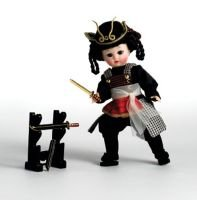 Japanese Samurai - Bent-knee - Buy Japanese Samurai - Bent-knee - Purchase Japanese Samurai - Bent-knee (Madame Alexander, Toys & Games,Categories,Dolls,Ethnic Dolls,Ethnic Fashion Dolls)