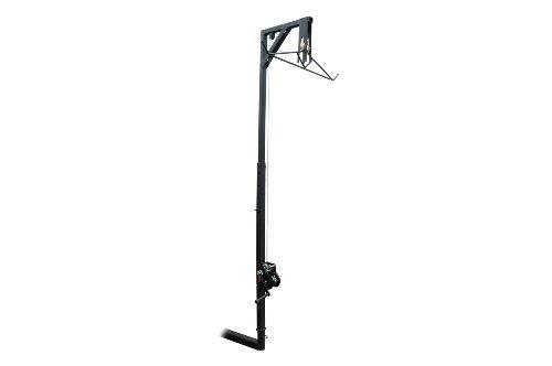 Read About Dee Zee 760088 Hitch Mounted Deer Hanger/Hoist - 300 lbs Limit Capacity