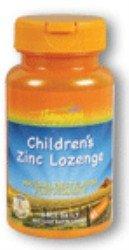 Thompson Children's Zinc w/C 5 mg 45 Lozenges