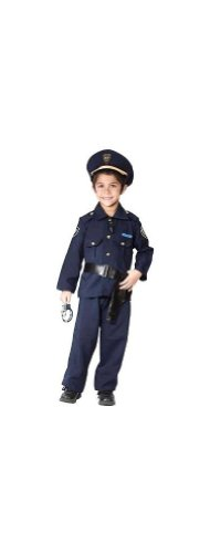 Police Costume - Toddler/child Costume