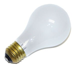 Trojan 20820 - 100A19KIF 10M A19 Light Bulb