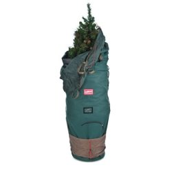 TreeKeeper Upright Tree Storage Bag, fits 7.5 to 9-Foot Trees