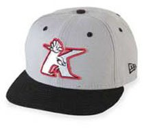 minor league baseball cap kannapolis