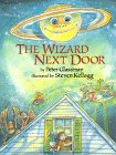 The Wizard Next Door (0688106455) by Glassman, Peter