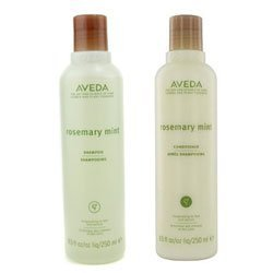 Aveda Rosemary Mint Shampoo & Conditioner Duo 8.5 oz by Aveda [Beauty]
