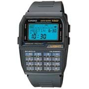 Casio #DBC150-1 Men's Telememo Calculator Watch