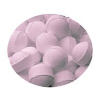 Rose Scented Bath Marbles Fizzers Mini Bombs 10g (Each)
