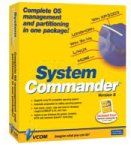 V-com System Commander 8.0 [Multiple OS Management and Partitioning]