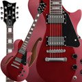 ESP LTD PS-1 X-Tone Paramount Hollow Body Electric Guitar (Black Cherry)
