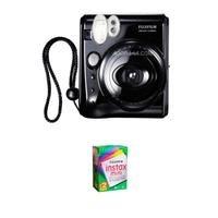 Fujifilm Instax Mini 50S Instant Photo Camera Kit, with Fujifilm Instax Mini Instant Daylight Film, Twin Pack, 20 Exposures, ISO 800.