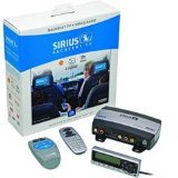 Audiovox Sirius SCV1 Backseat TV Audio/Video Tuner (Black)