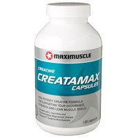 Maximuscle Creatamax Endurance Performance Capsules - Tub of 120