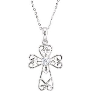 Jesus, The Morning Star Necklace