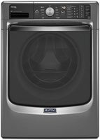Maytag Mhw8100Dc Maxima 4.5 Cu. Ft. Metallic Slate Stackable With Steam Cycle Front Load Washer - Energy Star front-245845