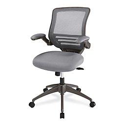 Amazon Com Realspace R Calusa Mesh Mid Back Chair