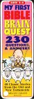 My First Bible (Brain Quest) (0761109285) by Carlson, Melody