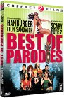echange, troc Coffret Best of parodies 2 DVD : Scary movie 2 / Hamburger film sandwich