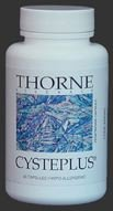 Thorne Research - Cysteplus (500Mg) 90C