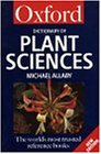 Dictionary of Plant Science (Oxford Paperback Reference Series)